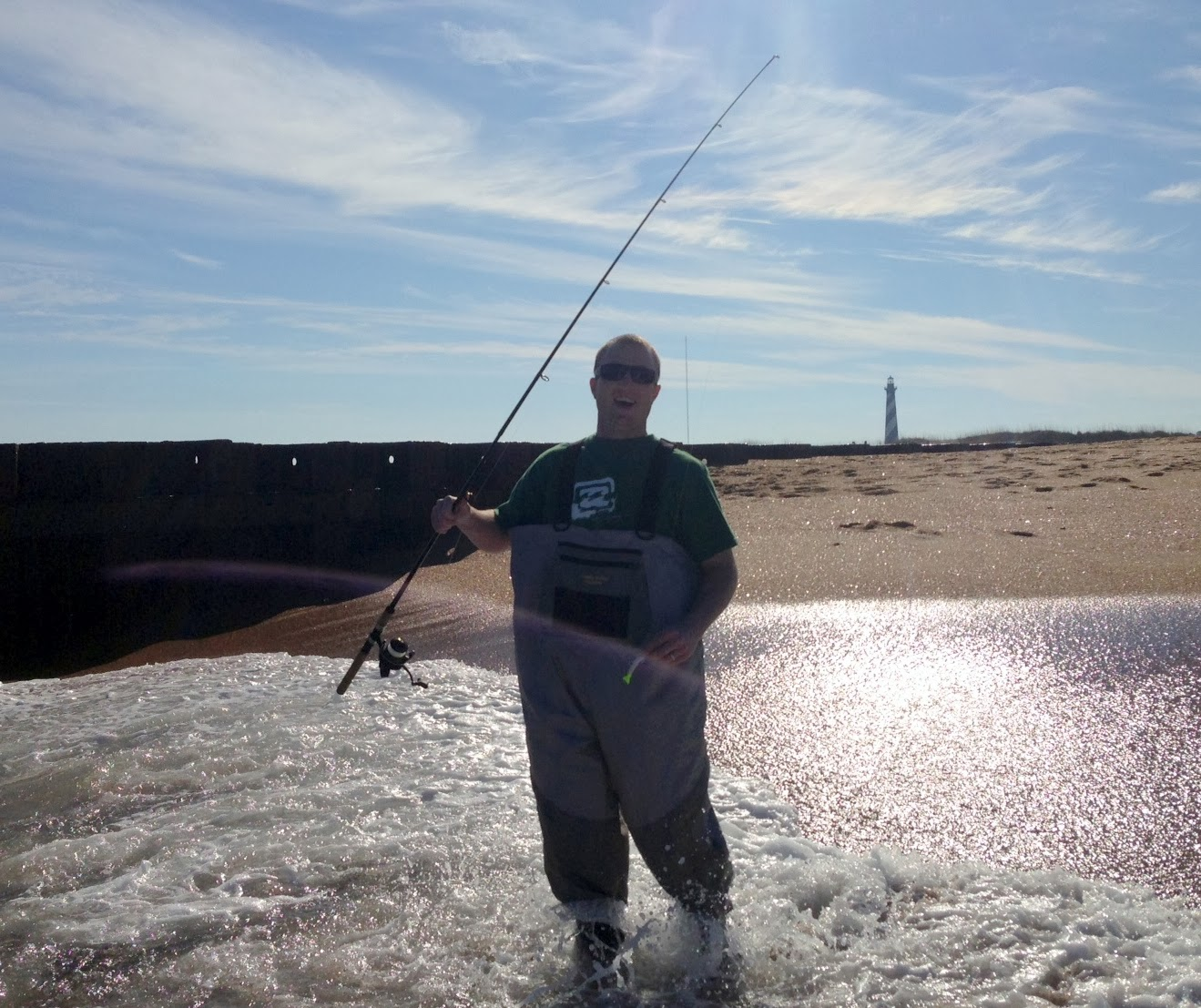 Top water charters fishing reports and news beaufort for Cape hatteras fishing report