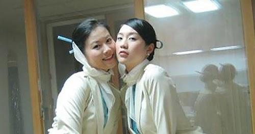 Air hostess self help 3