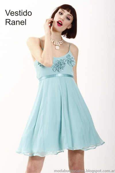 Vestidos 2014 de colores. Vestidos de fiesta 2014. Ciara Women vestidos verano 2014.