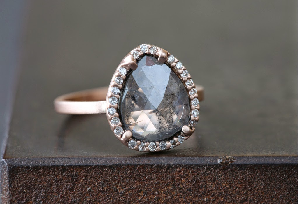 Love My Alexis Russell Engagement Ring