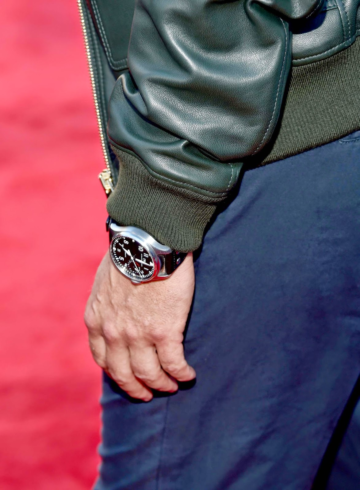 Bradley Cooper's watch