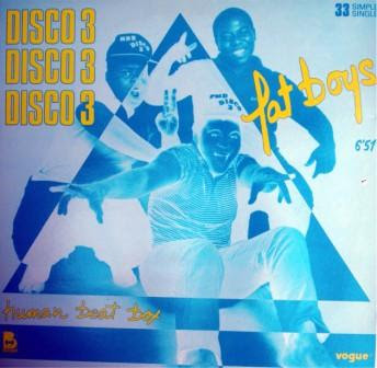 Disco 3 – Fat Boys (VLS) (1984) (256 kbps)
