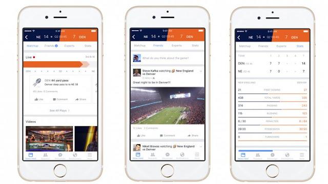 El Sports Stadium de Facebook que no inquieta a Twitter