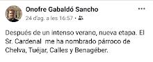 ONOFRE GABALDÓ SANCHO