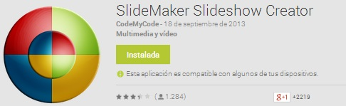 SlideMaker Slideshow Creator