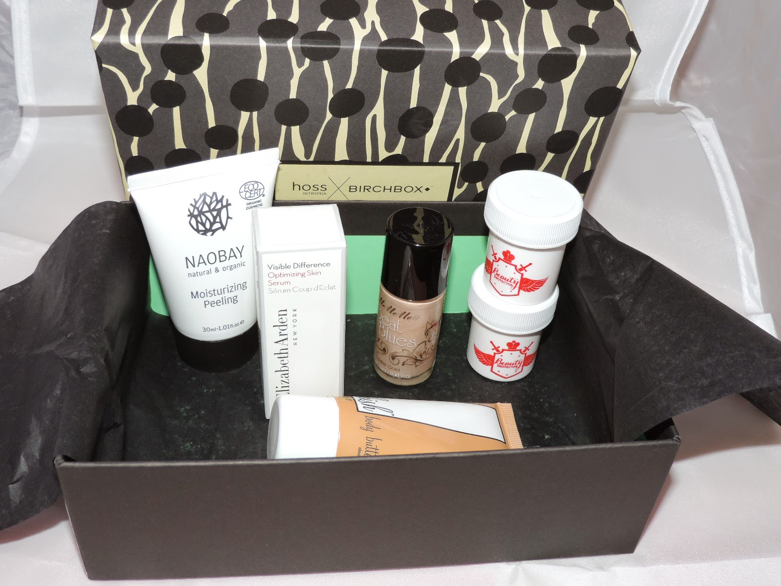 Birchbox New in