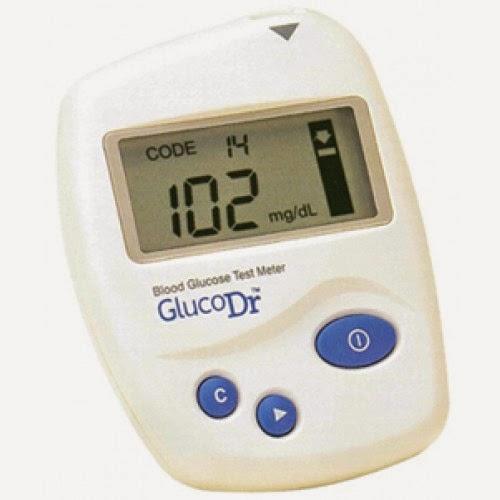 Alat Tes Gula Darah Gluco Dr AGM 2100