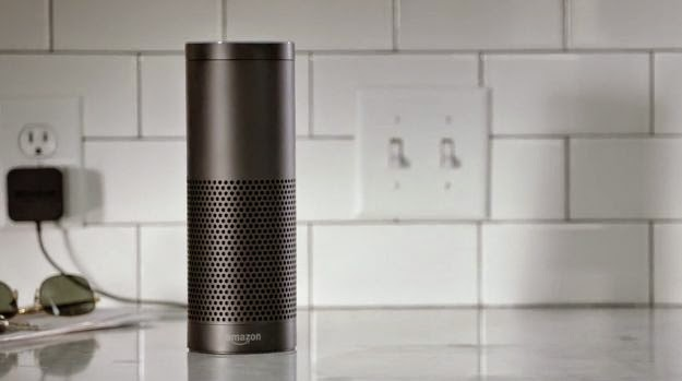 new amazon echo virtual assistant