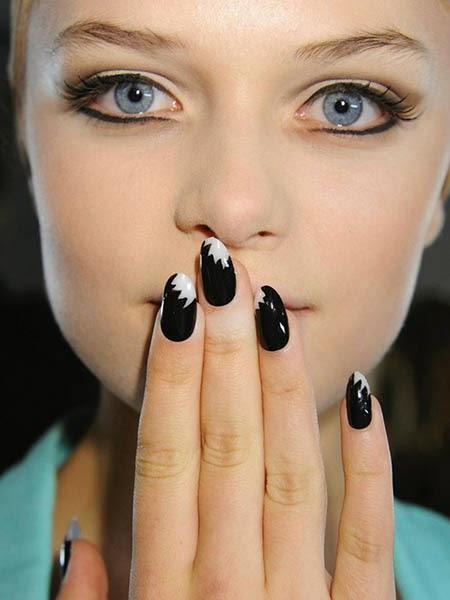 nail polish trends, nail polish trend 2015, trends in nail polish, spring nail polish trends, trends nail polish