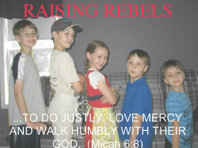 Raising Rebels