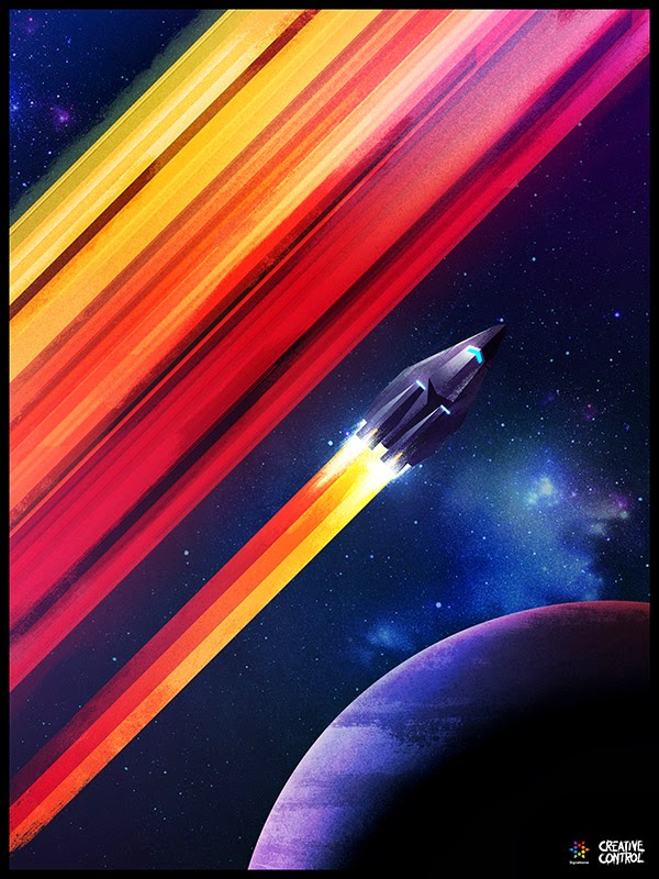 James White. Signalnoise. Ilustración | Illustration