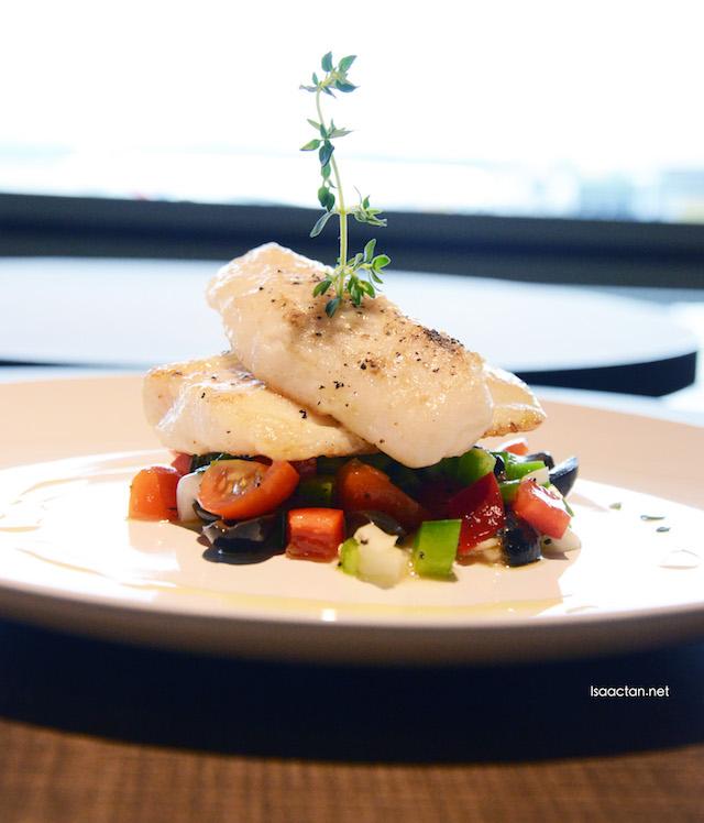 Grilled Sutchi Fillet - RM30