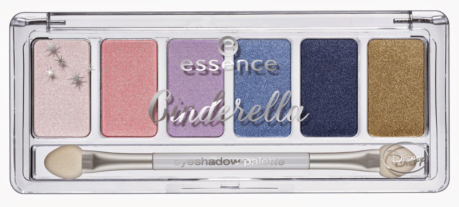 essence cinderella – eyeshadow palette - www.annitschkasblog.de
