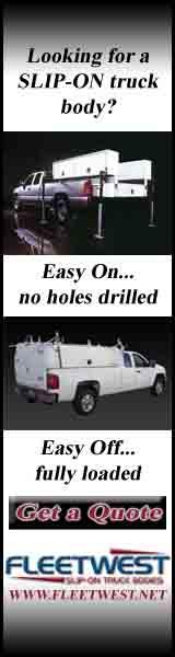 Slip-On Truck Body