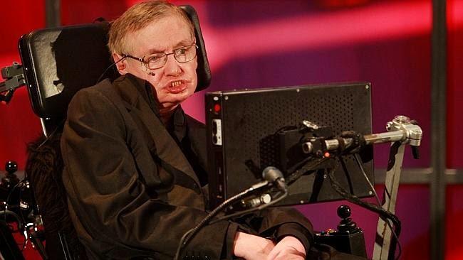Fisikawan Stephen Hawking Tidak Percaya Adanya Tuhan? Hoax!