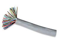 Przewód z którego można wykorzystać kabelki różnych kolorów.