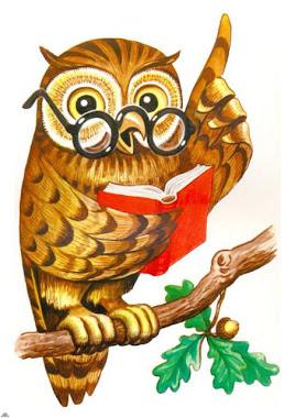 Мудрая сова картинки для детей - f