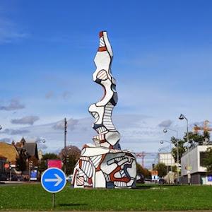 Oeuvres d'art publiques
