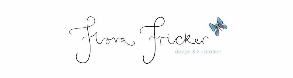 Flora Fricker - Design and Illustration