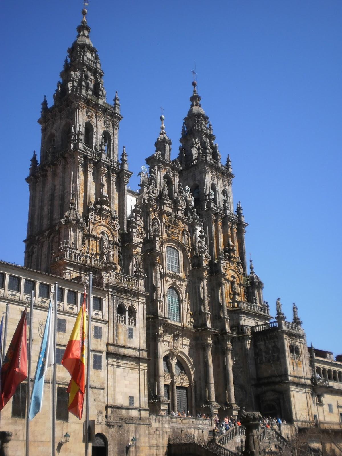 Sognosoloviaggi ~ Cena Romantica En Santiago De Compostela