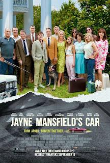 Ver online: Jayne Mansfield's Car (2012)