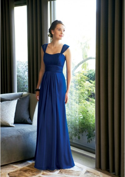 Bridesmaid Dresses With Straps 120