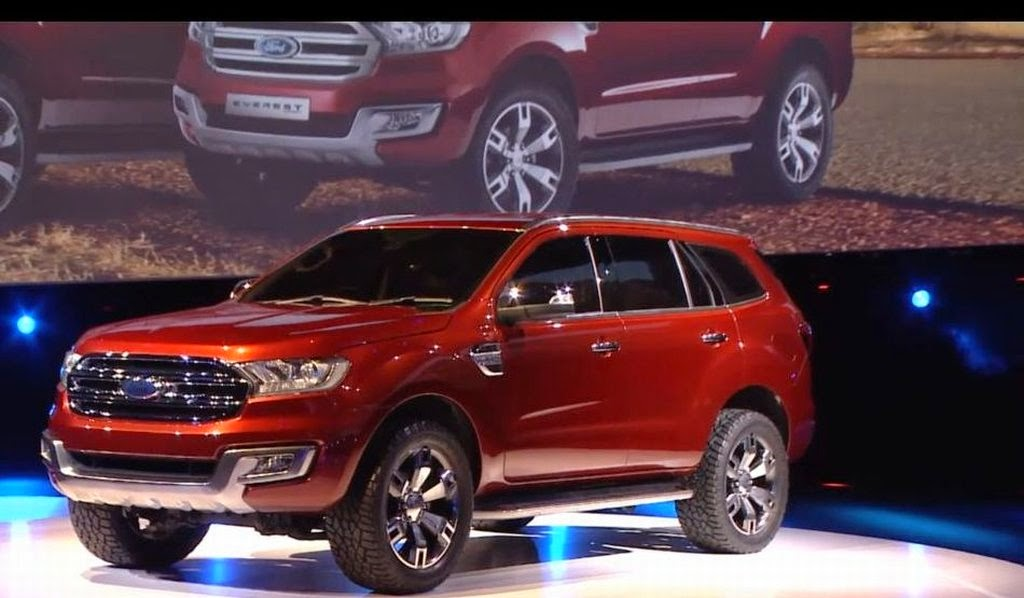Ford Everest 2015