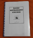 BASIC ASTRONOMY COURSE