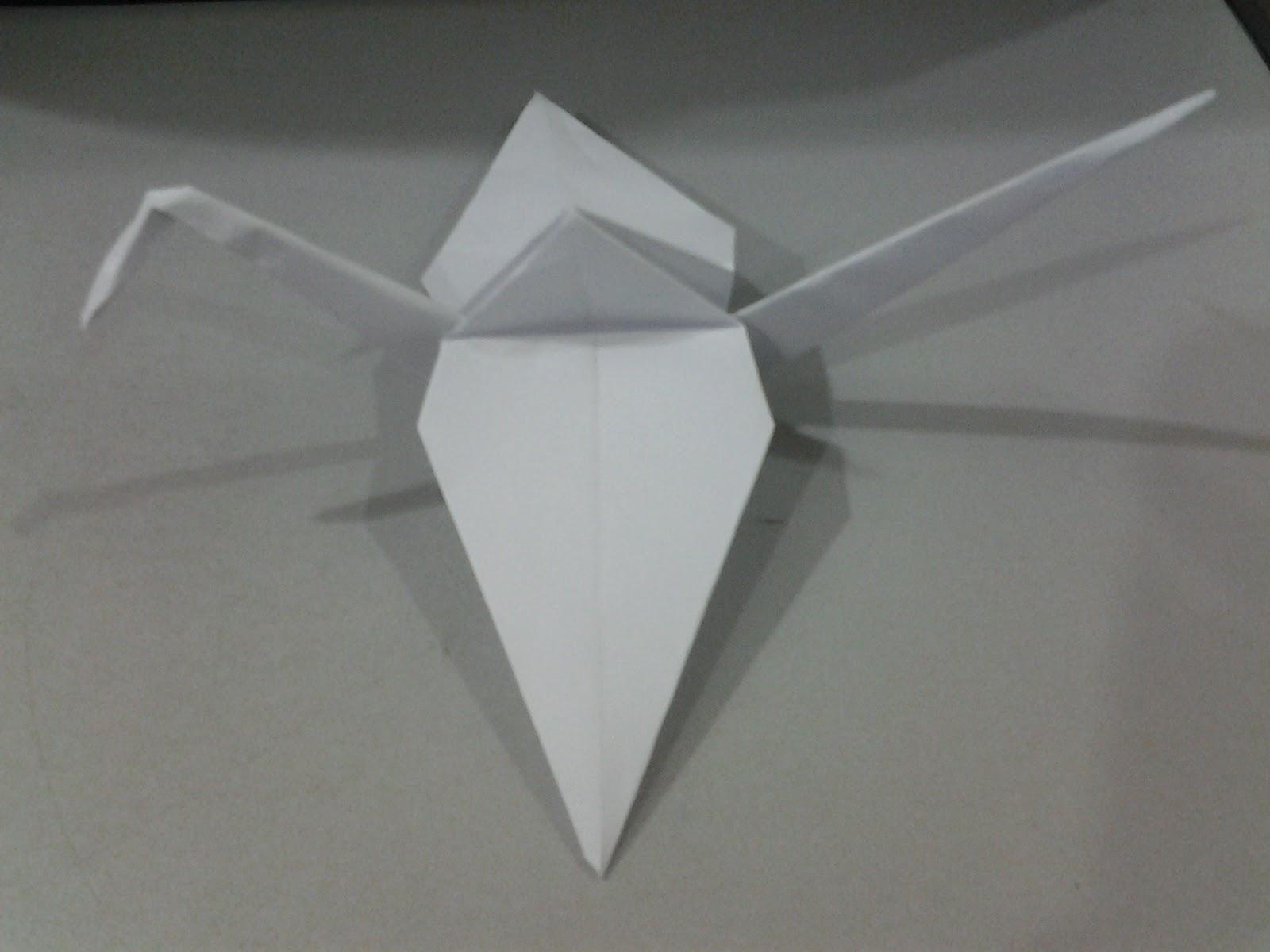 Berkongsi Apa Sahaja: Origami