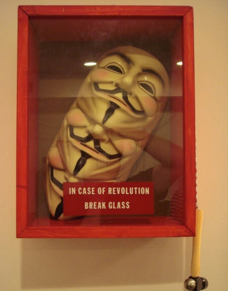 Romper en caso de Revolución