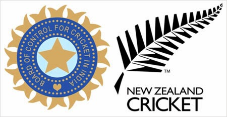 New Zealand Vs India 3rd ODI