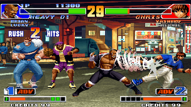 THE KING OF FIGHTERS '98 v1.3 Apk + Datos SD Full
