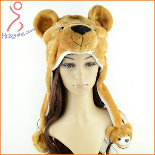 Wholesale bear hats