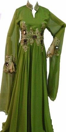 صور ملابس تقليدية جزائرية للاعراس