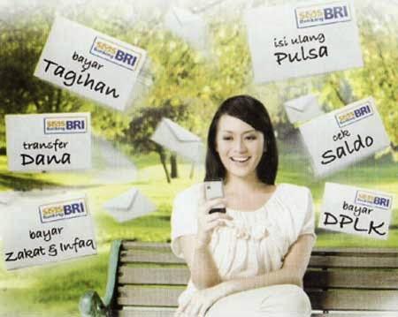 Nomor Tujuan SMS Banking BRI