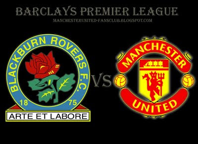 Manchester United Barclays Premier League v Blackburn Rovers