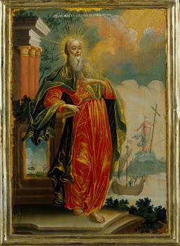 Cel dintai chemat , Sfantul Apostol Andrei