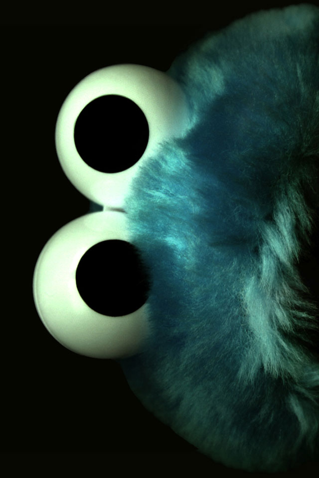 HD Iphone Wallpaper Cookie Monster