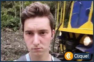 O pior selfie da historia
