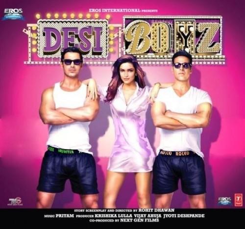 Desi Boyz (2011) DVD