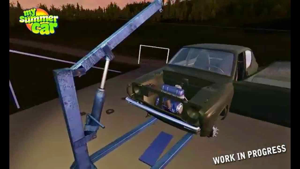 How To Build The Car In My Summer Car My Summer Car Guide And