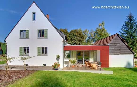 Ampliación y reforma de casa alemana de los años 30