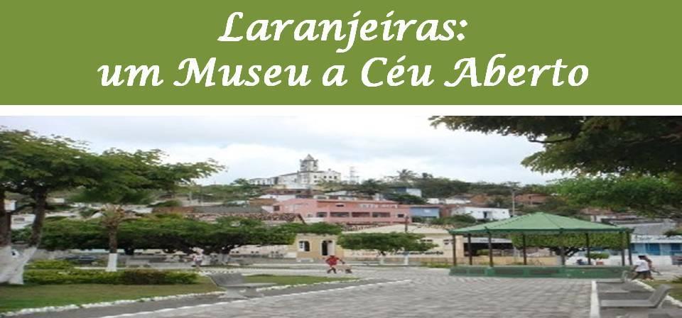 """Laranjeiras um """"Museu a Céu Aberto"""""""