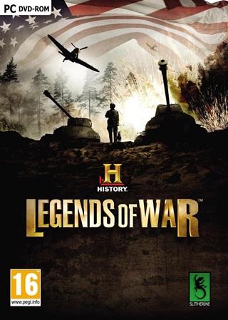 History Legends of War PC Full Español