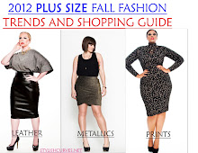 2012 PLUS SIZE FALL SHOPPING GUIDE