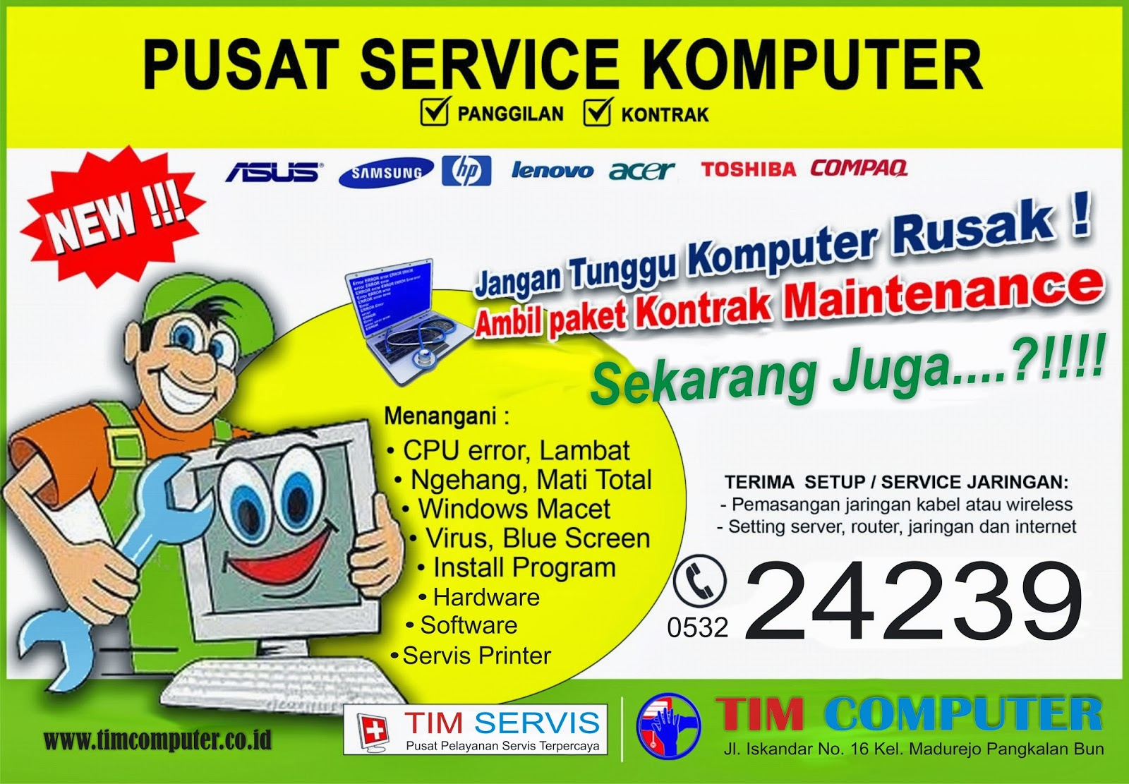 Tim Computer