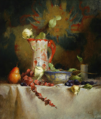 David Riedel 1956 | Aún pintor de la vida