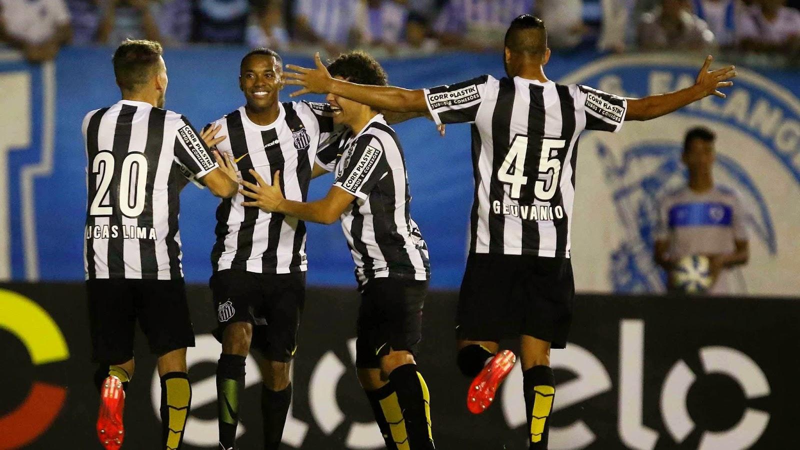 Resumo da semana do Santos Futebol Clube