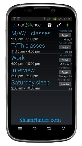Best Apps to Schedule the Silent Mode on Android Smartphone