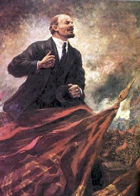 """Vladimir Ilich Uliánov """"Lenin"""""""